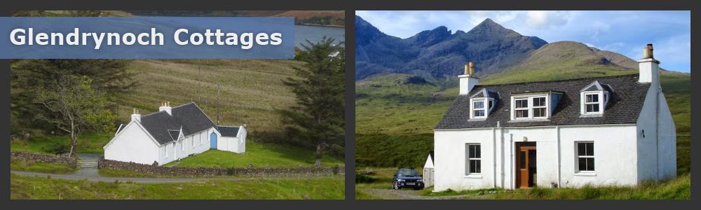 Glendrynoch Cottages Isle of Skye