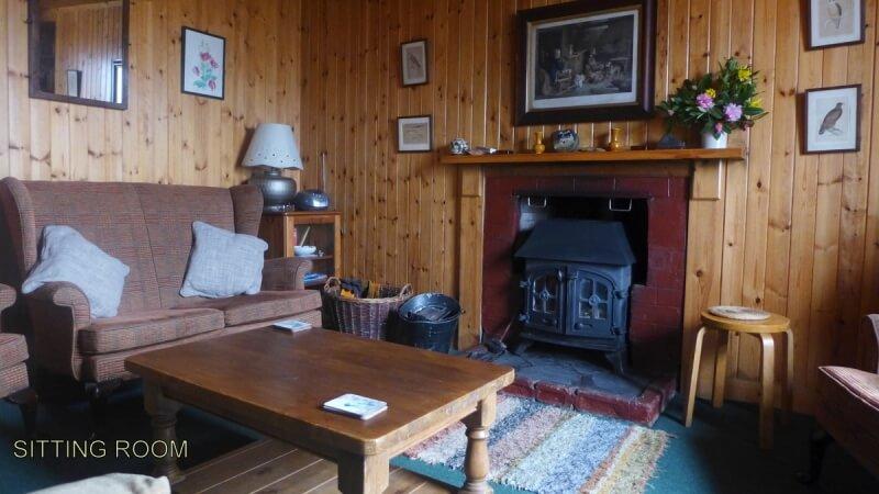 Allt Dearg - Sitting Room