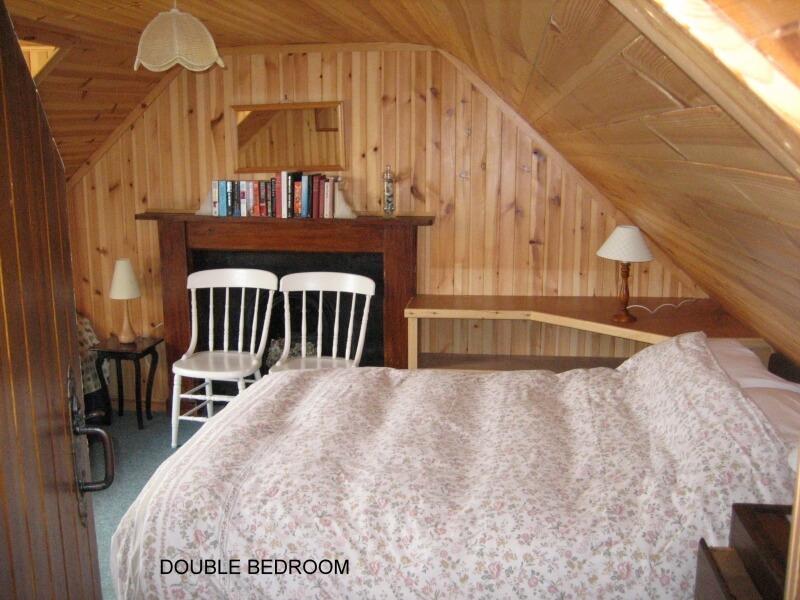 Allt Dearg - double bedroom