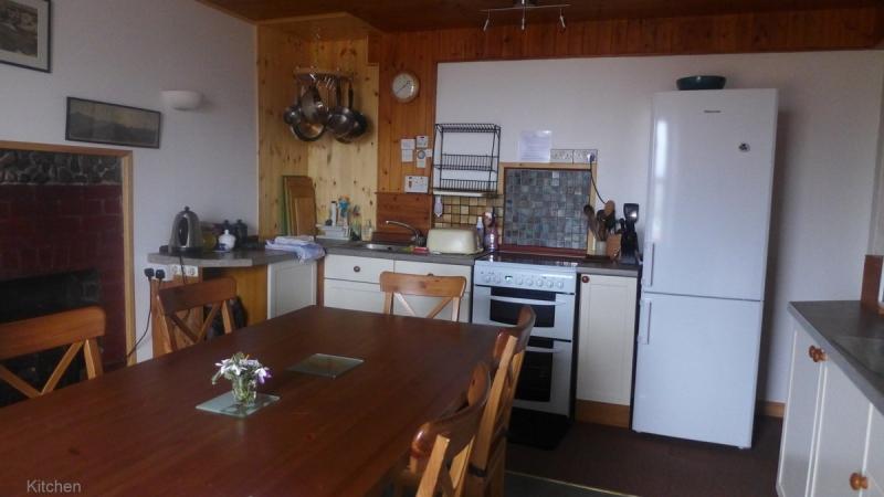 Allt Dearg - Kitchen