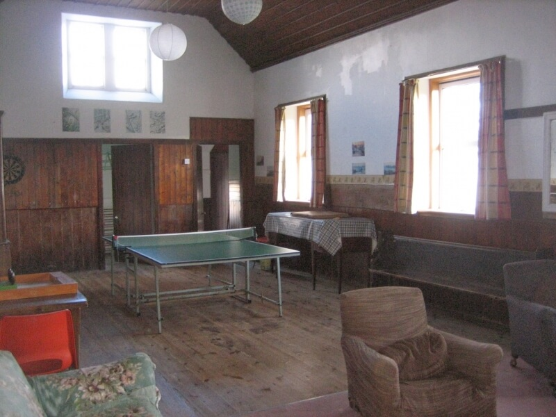 The Old School House - School Room