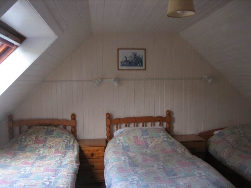 The Old School House - Bedroom