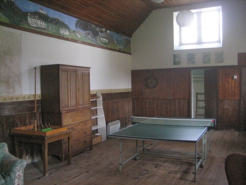 The Old School House - School Room Social Space